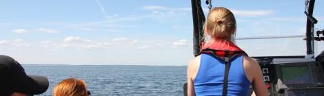 Pyhäjärven Järvipelastajat Ry:n koulutus järvinäytteenottajille