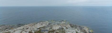 Selkämeren kansallispuiston ystävien merensuojeluretkellä