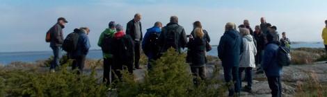 Raumanmeren väkeä - Selkämeren kansallispuiston ystävien toimintaa Selkämeren hyväksi
