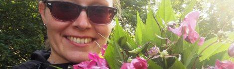 Tässä on sulle kauniita kukkia